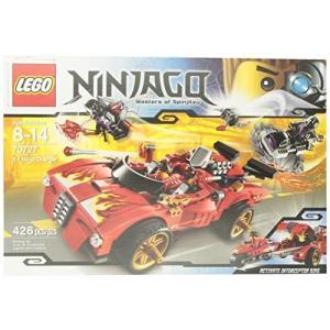 レゴ ニンジャゴー Lego Ninjago 70727 X-1 Ninja Charger海外取寄...