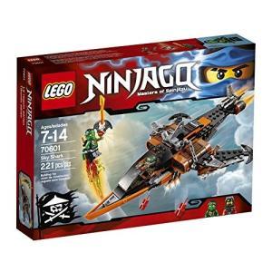 レゴ ニンジャゴー Lego Ninjago スカイ シャーク 70601海外取寄せ品