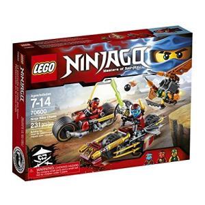 レゴ ニンジャゴー Lego Ninjago Ninja バイク チェイス 70600海外取寄せ品