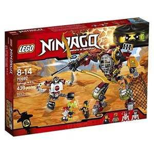 レゴ ニンジャゴー Lego Ninjago 70592 Salvage M.E.C. Buildi...