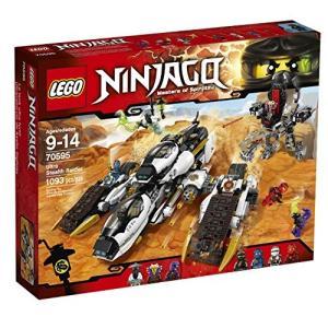 レゴ ニンジャゴー Lego Ninjago Ultra ステルス Raider 70595 Chi...