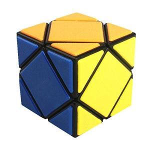QTMY Plastic Irregular スピード マジック Cube パズル 海外取寄せ品 6...