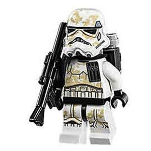 Sandtrooper レゴ Minifigure スターウォーズ Star wars Loose ...