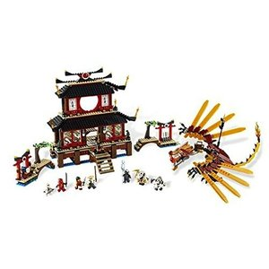 レゴ ニンジャゴー Lego Ninjago ファイア Temple 2507海外取寄せ品