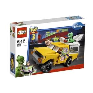 レゴ トイ ストーリー Toy Story 3 Pizza プラネット Truck レスキュー海外取...