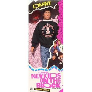 New キッズ On The ブロック Danny ウッド Hangin Loose 12 インチ ...