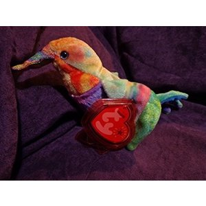 """RARE リタイヤ """"Nectar the Hummingbird """" Ty Beanie ベビー ..."""