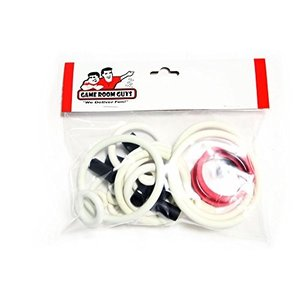 データ East Checkpoint Pinball ホワイト ラバー リング キット海外取寄せ品