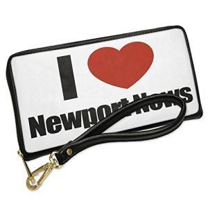 ウォレット Clutch I ラブ NewportNews region: バージニア, Unite...
