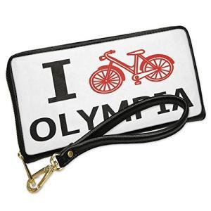ウォレット Clutch I ラブ Cycling シティ Olympia with リムーバブル ...