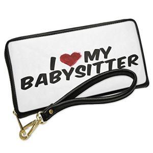 ウォレット Clutch I ハート ラブ my Babysitter with リムーバブル Wr...
