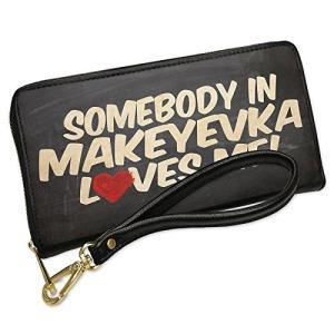 ウォレット Clutch Somebody in Makeyevka ラブ me, Ukraine ...