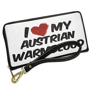 ウォレット Clutch I ラブ my Austrian Warmblood, ホース with ...