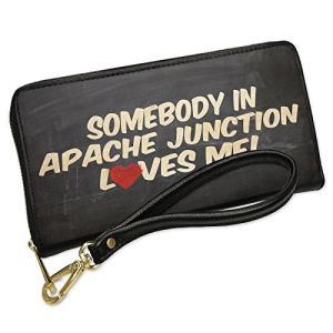 ウォレット Clutch Somebody in Apache Junction ラブ me, Ar...