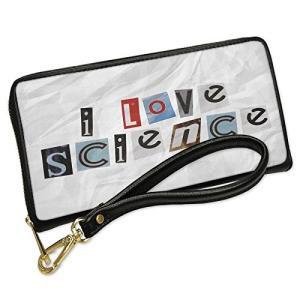 ウォレット Clutch I ラブ Science Ransom Blackmail Letter ...