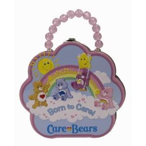 The Tin ボックス カンパニー 637707-12 Care クマ フラワー Carry オー...