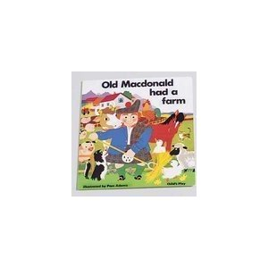 Old Macdonald Had A Farm - Sing-Along ビッグ ブック by C...
