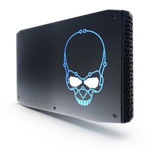 Intel NUC8 VR マシーン ミニ PC キット NUC8i7HVK with Radeon...