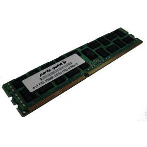 PARTS-QUICK Brand 16GB Memory Upgrade for SuperMicro X9DRi-F Motherboard DDR3 PC3-14900 1866 MHz ECC Registered DIMM RAM