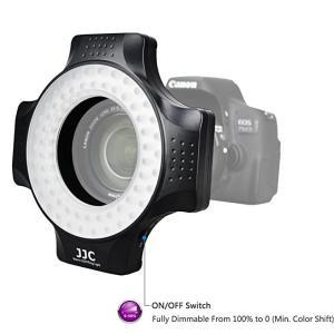 JJC Macro リング Light for DSLR Macro レンズ Such as キャノ...
