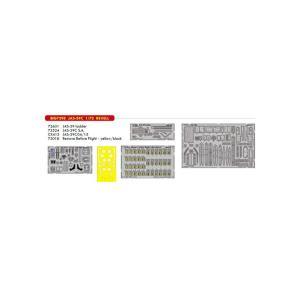 エデュアルド JAS-39Cパーツセット レベル用(1/72スケール BIGED EDUBIG7298)の商品画像|ナビ