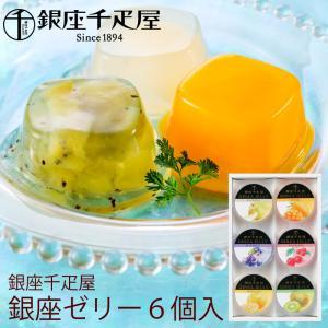(メーカー直送) 銀座ゼリー 6個 ( PGS-061 ) (送料無料) tabaki2