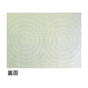松田商店 カラーボール紙 四切 金の詳細画像1