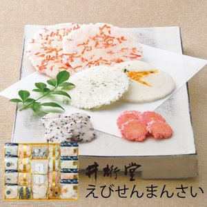 井桁堂 えびせんまんさい 30号 (-G1927-104-) (t0) | 内祝い お祝い 海老 せんべい 煎餅|tabaki2