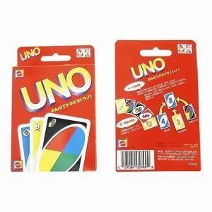 マテル・インターナショナル ウノ カードゲーム ノーマル|tabaki2