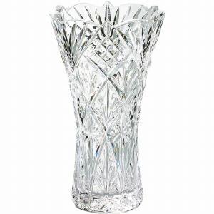 グラスワークスナルミ フローラ 20cm花瓶 GW8000-69200 (-C9056-569-) | 内祝い ギフト お祝|tabaki2