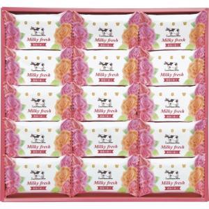 牛乳石鹸 ミルキィフレッシュセット MF-15 (-C1285-037-) | 内祝い ギフト 出産内祝い 引き出物 結婚内祝い 快気祝い お返し 志|tabaki2