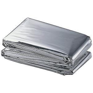 ●この一枚で、防寒・保温対策に。小さく折りたためて、保管場所をとりません。●防災用品●材質:アルミ蒸...