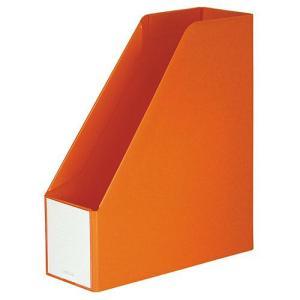 セキセイ アドワン ボックスファイル A4タテ オレンジ AD-2650-51|tabaki3