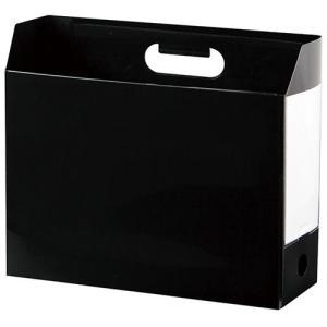 セキセイ アドワン ボックスファイル A4ヨコ ブラック AD-2651-60|tabaki3