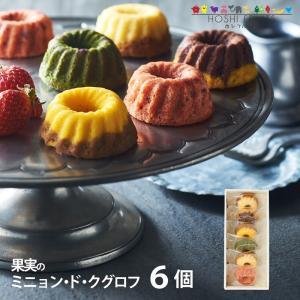ホシフルーツ 果実のミニョン・ド・クグロフ 6個 HFMK-6 (97023-02) (送料込・送料無料)|tabaki3