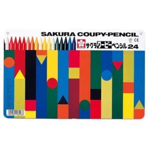 サクラクレパス クーピーペンシル 24色 (送...の関連商品5