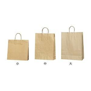 シモジマ 手提紙袋 クラフト(50枚入)小 (...の関連商品5