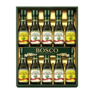 お歳暮 ボスコ オリーブオイルギフトセット B...の関連商品9