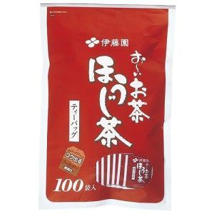 伊藤園 おーいお茶ほうじ茶ティーバッグ100袋 (送料込・送料無料)