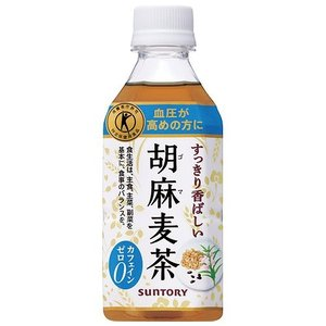 サントリー 胡麻麦茶 350ml×24本 (送料...の商品画像