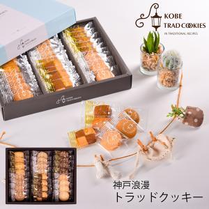 お歳暮 神戸浪漫 神戸トラッドクッキー TC-10 (-G2122-605-) (個別送料込み価格)(t0) | 御歳暮 御年賀 内祝い ギフト お祝|tabaki
