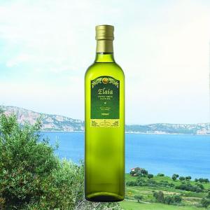 """エキストラバージンオリーブオイル""""Elaia green""""750ml/そらみつ tabelier"""