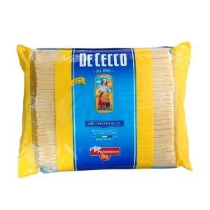 ディチェコ No.11 スパゲッティーニ (1.6mm) 3kg DE CECCO 業務用|tabeluca