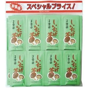<ゆうパケット>玉露園 お徳用 しいたけ茶 2g×34P【お...