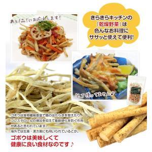 こだわり乾燥野菜 九州産 ごぼう 40g×5袋...の詳細画像2