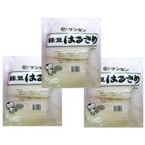 乾物屋の底力 緑豆はるさめ 1kg×3袋【ケンミン食品、春雨、業務用】|tabemon-dikara