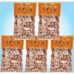 豆力 豆専門店のうずら豆(クランベリー豆) 1kg(200g×5袋)|tabemon-dikara