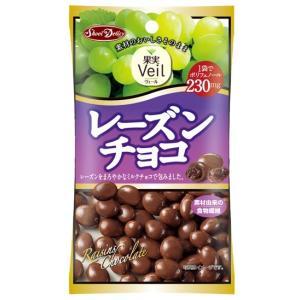 グルメな栄養士セレクト洋菓子 レーズンチョコ 47g  【正栄デリシィ チョコレート ぶどうチョコ】|tabemon-dikara