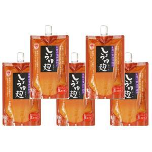 豆力 こだわりのしょうゆ麹 200g×5袋  【醤油こうじ スパウト 伊豆フェルメンテ 発酵食品 1kg】|tabemon-dikara