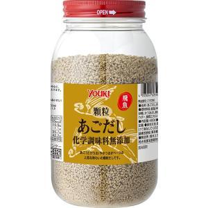 ユウキ食品 化学調味料無添加のあごだし 400g   【YOUKI 顆粒 マコーミック 和風だし 和食】|tabemon-dikara